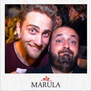 Marula Summer 2014, Staff Selfie, (Vince, IO, Marco) - da facebook