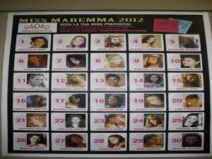 miss maremma 2012