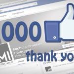 1000 Likes, 1000 Grazie!