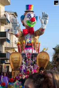 Rione Chiesa, Carnevale di Follonica 2017