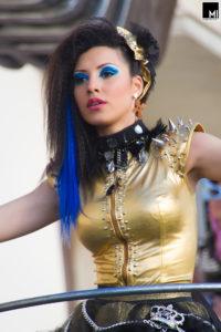 Sara Scripilliti, Rione Senzuno, Carnevale di Follonica 2017