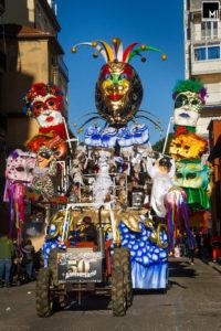 Rione Centro, Carnevale di Follonica 2017