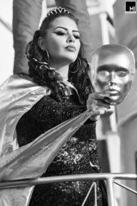 Marina Cristina Vita, Rione Pratoranieri, Carnevale di Follonica 2017